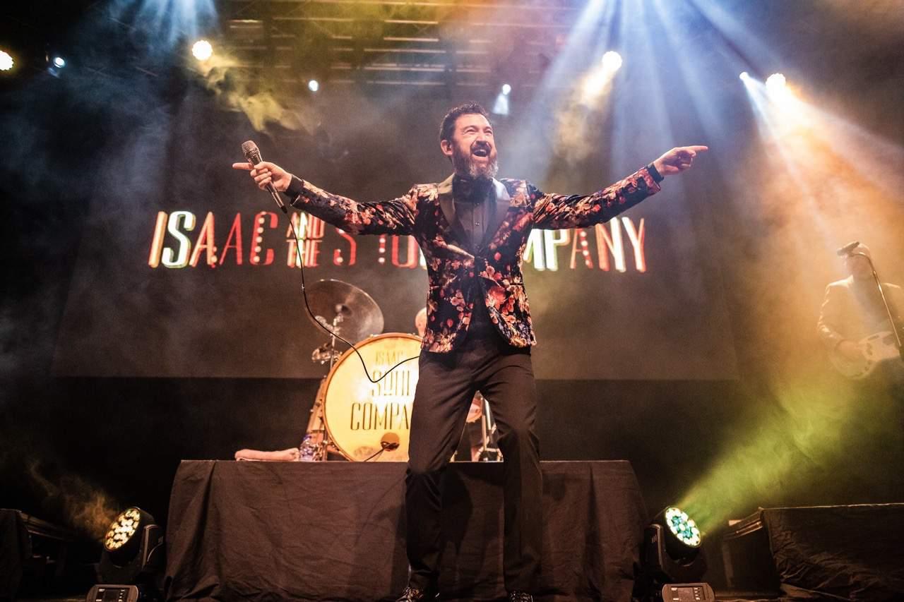 Isaac & The Soul Company